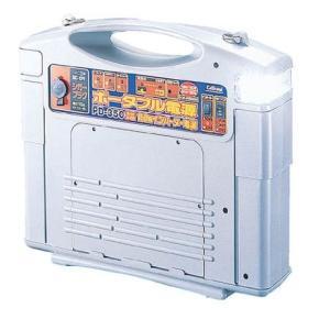 セルスター ポータブル電源(150W)  PD-350 makinokikou