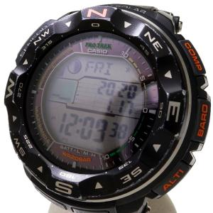 CASIO/カシオ PRO TREK/プロトレック PRW-2500 腕時計 樹脂系/ステンレススチ...