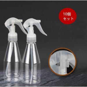 【10個セット】霧吹き用の瓶 小さな水差し ペットボトル  化粧水差し 噴霧剤ビン アルコールじょう...
