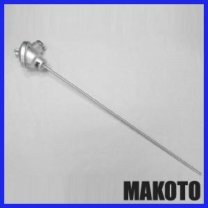 端子箱型温度センサー ストレートタイプ 測温抵抗体 φ4.8 500mm|makoto-keiki