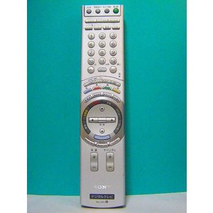 ソニー デジタルテレビリモコン RM-J1001 保証付