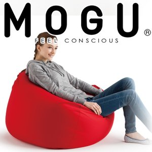 MOGU クッション 三角フィットソファ MOGU ビーズクッション フロアクッション ビッグ 大きい makura