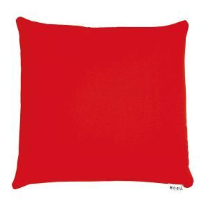クッションカバー MOGU(モグ)体圧分散に優れた四角いクッション 専用カバー 約横36×縦36センチ メール便対応|makura
