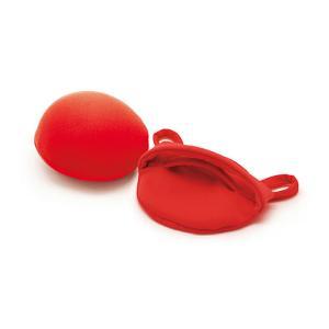 クッションカバー MOGU(モグ)癒しの感触クッション 専用カバー(1個) 約横15×縦9センチ メール便対応|makura