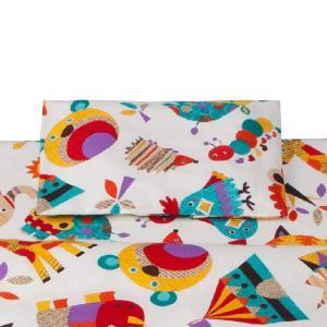 枕カバー 子供用 ZOO動物柄 枕カバー 約 38×28センチ メール便対応 makura