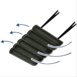 床ずれ予防マット 車いす用 通気ビーズ クッション2 床ずれ防止マット|makura