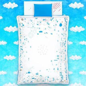 ベビー布団セット 日本製 baby book fu fu(ベビーブックフーフー) 絵本オフトン 6点セット makura