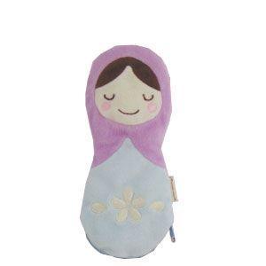 アイピロー ホット&アイスアイピロー ラベンダーの香り マトリョーシカ ホットアイピロー|makura