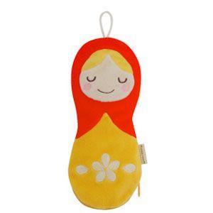 アイピロー ホット&アイスアイピロー ローズの香り マトリョーシカ ホットアイピロー|makura