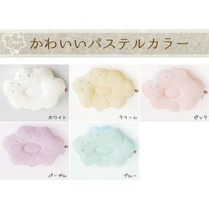 ベビー枕 雲 新生児 日本製 出産祝い 授乳枕 洗える 白雲 HACOON 今治|makura|02