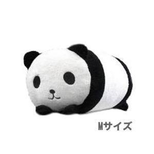 クッション ココンパンダ ふかふか可愛らしいパンダのクッション Mサイズ 動物 キャラクター|makura