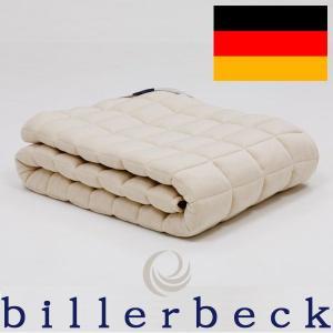 billerbeck 羊毛ベッドパッド クイーン|makura