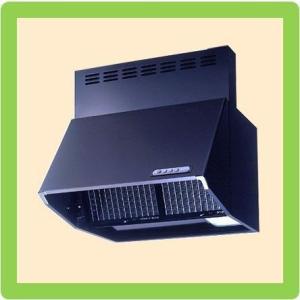 富士工業製 シロッコファンレンジフードW750×H600(BDR-3HL-751BK)送料無料|malukoh