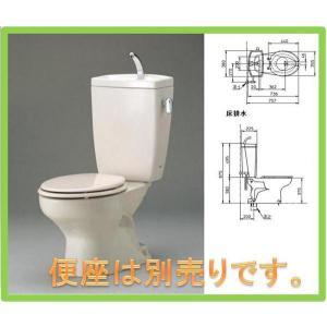 TOTO セレストR 床排水、手洗付タンク(陶器製)CFS371A 送料無料|malukoh