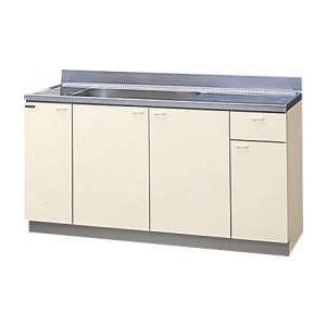 クリナップ 『クリンプレティ』 流し台 W1500サイズ(KCT-150MFR/L)送料無料|malukoh