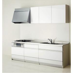 クリナップ システムキッチン クリンレディW2550 シンプルプラン Cクラス 送料無料|malukoh