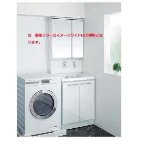 TOTO 洗面化粧台 サクア W600 開き扉+2面鏡(LDSWB060BAGEN1+LMWB060A2GEG2G)送料無料|malukoh
