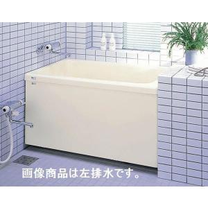 INAX FRP浴槽1100サイズ1方全エプロン着脱式タイプ(PB-1102AL/R)送料無料