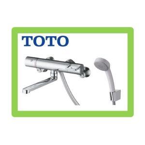 TOTOサーモスタットシャワー水栓 TMGG40E 壁付タイプ 送料無料|malukoh