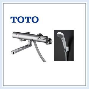 TOTO TMGG40EW サーモスタットシャワー金具壁付き スパウト長さ 170mm エアインクリック|malukoh