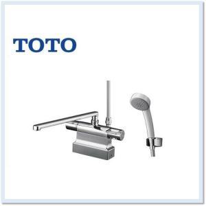 TOTO 浴室水栓 TMGG46E サーモスタットシャワー金具(台付きタイプ)|malukoh
