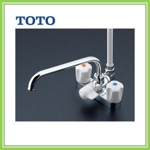 TOTO  デッキ2ハンドルシャワー(TMS26C) スプレーシャワー  送料無料|malukoh