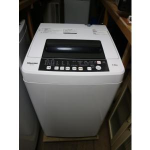 ハイセンス2016年製中古洗濯機5.5キロ【中古】|malumasa