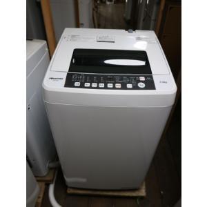 ハイセンス2019年製中古洗濯機5.5キロ【中古】|malumasa