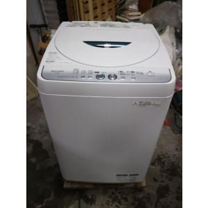 シャープ2012年製中古洗濯機4.5キロ【中古】|malumasa
