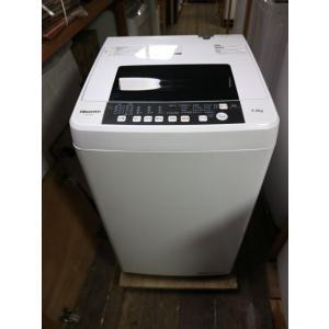 ハイセンス2020年製中古洗濯機5.5キロ【中古】|malumasa