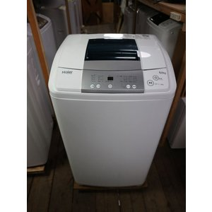 ハイアール2016年製中古洗濯機6キロ【中古】|malumasa