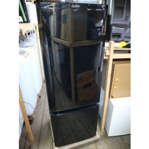 三菱2015年製中古冷蔵庫2ドア168リットル【中古】|malumasa
