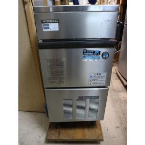 業務用製氷機です。取り付け設置は出来ません。配送のみになります。外形寸法は幅400ミリ、奥行き500...