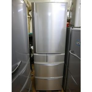 自動製氷機能付き。5ドアで、全定格内容積は406リットル、冷凍室が118リットル、冷蔵室が288リッ...