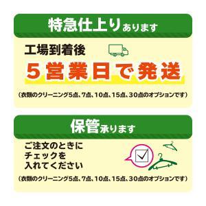 クリーニング 宅配  10点まで詰め放題 Lサイズ 送料無料(東北・関東・甲州) 保管追加できます|mamacleaning|02