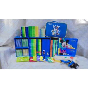 dfg4165  DWE ディズニー英語システムワールドファミリー 『ママのガレージセール特選パッケージ[3]』  幼児英語教材|mamagare