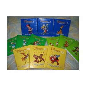 g3400(ま)ニューシングアロング ディズニー英語システムワールドファミリー NewシングアロングDVDのみ 幼児英語教材|mamagare