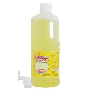 食器用洗剤「クロリスディッシュ パインアメの香り」詰め替え用1000ml|mamano