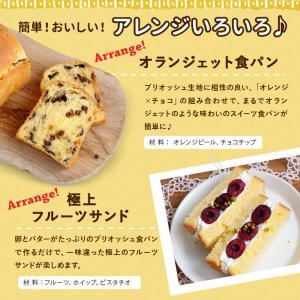 食パンミックスセット 黄金のブリオッシュ食パンミックス 1斤用 mamapan 250g×20 まとめ買い mamapan 07
