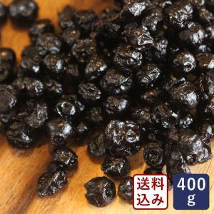 ドライワイルドブルーベリー 400g ドライフルーツ 【ゆうパケット/送料無料】|mamapan