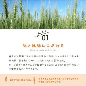 国産 強力粉 春よ恋100 2.5kg パン用小麦粉|mamapan|05