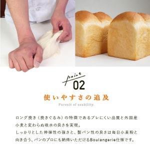 国産 強力粉 春よ恋100 2.5kg パン用小麦粉|mamapan|06
