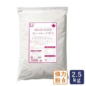 強力粉 スーパーノヴァ 1CW 2.5kg パン用小麦粉