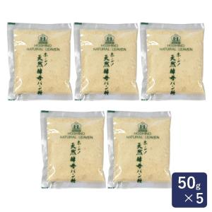 酵母 ホシノ天然酵母パン種 50g×5