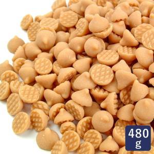 チョコレート キャラメルチョコチップ 6号 480g|mamapan