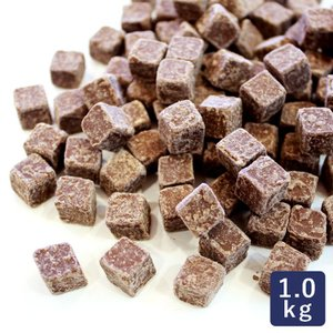 チョコレート キューブチョコレートM10T 1kg
