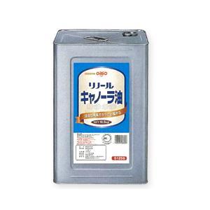リノール キャノーラ油 1斗缶 業務用
