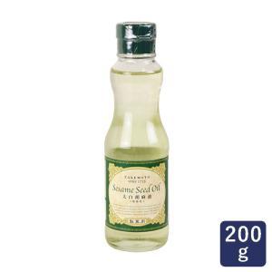 オイル 太白胡麻油 製菓用 マルホン 竹本油脂 200g 冊子付|mamapan