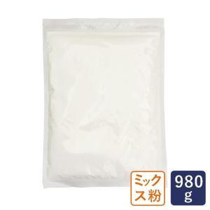 ミックス粉 M-16 白いたいやきミックス 980g