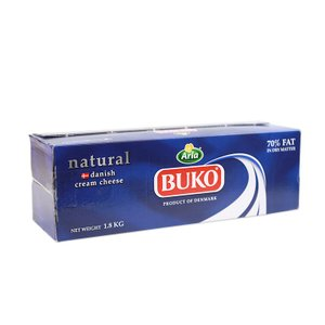 BUKO デンマーク産 ブコクリームチーズ 1.8kg|mamapan